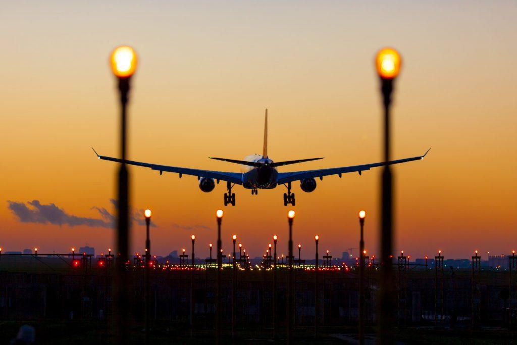 Atraso no Transporte Aéreo